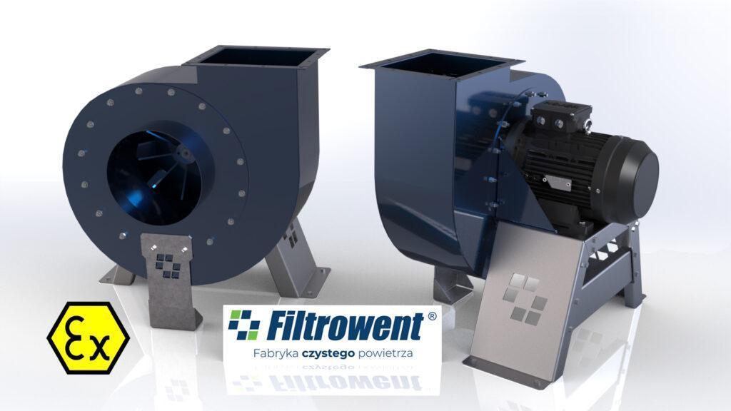 Filtrowent - instalacje odpylania
